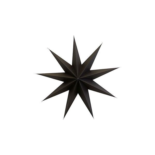 Star Large - 9 Point 60 cm - Grey White or Brown by House Doctor