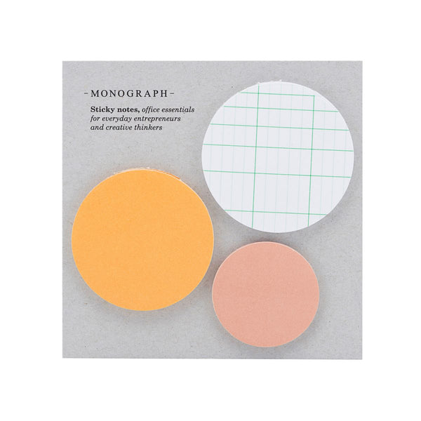 Sticky notes - round - Monograph by House Doctor