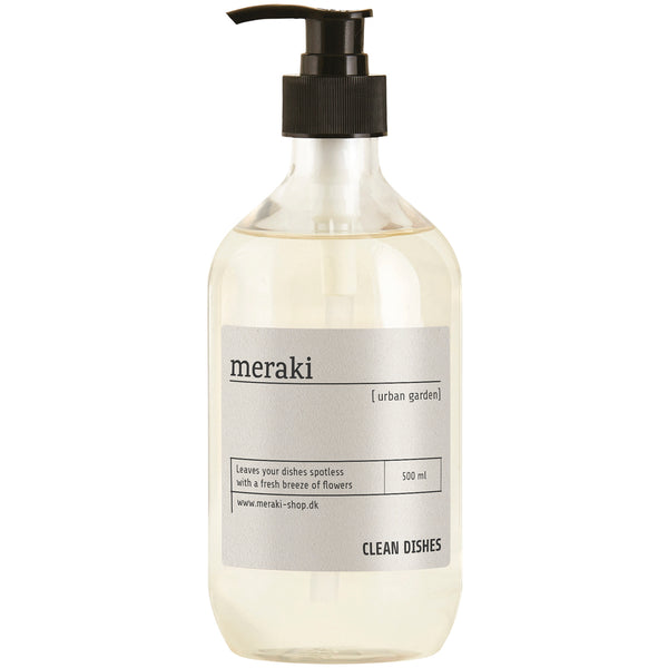 Dishwashing soap 500ml - Clean Dishes - in Urban Garden by Meraki