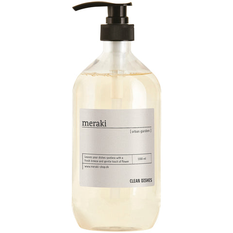 Dishwashing soap - Clean Dishes - in Urban Garden by Meraki