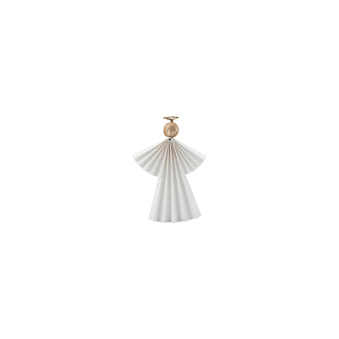 Paper Angel Decoration - White - by House Doctor