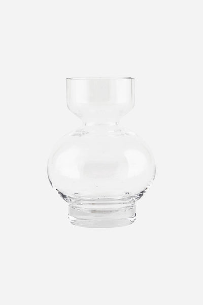 Small glass bubble vase - Lowa - by house doctor