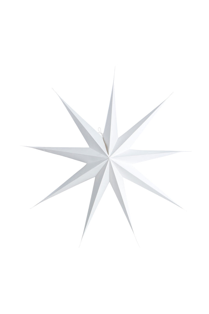 White Star Extra Large - 9 Point, 87cm - by House Doctor