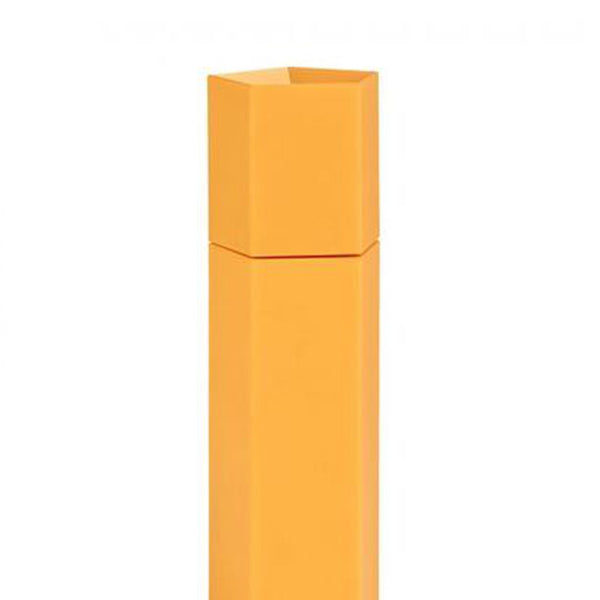 Ori yellow salt or pepper mill by Wrong for HAY