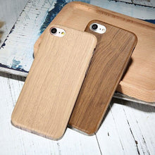Load image into Gallery viewer, Wood Grain Case For iPhone
