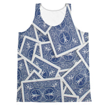 Load image into Gallery viewer, Men's Playing Cards Tank Top