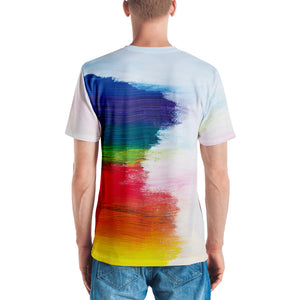 mens all over print tshirt