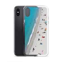 "Load image into Gallery viewer, iPhone Case ""Day at the Beach - t-blurt.com"