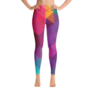 High Waisted Fitness Leggings - t-blurt.com