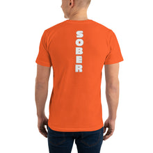 "Load image into Gallery viewer, Recovery T Shirts ""SOBER"" - t-blurt.com"
