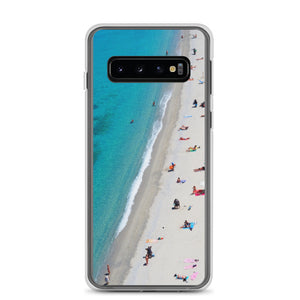 "Samsung Phone Case ""Day at the Beach"" - t-blurt.com"