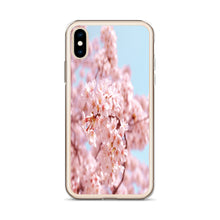 Load image into Gallery viewer, iPhone Case Cherry Blossoms - t-blurt.com