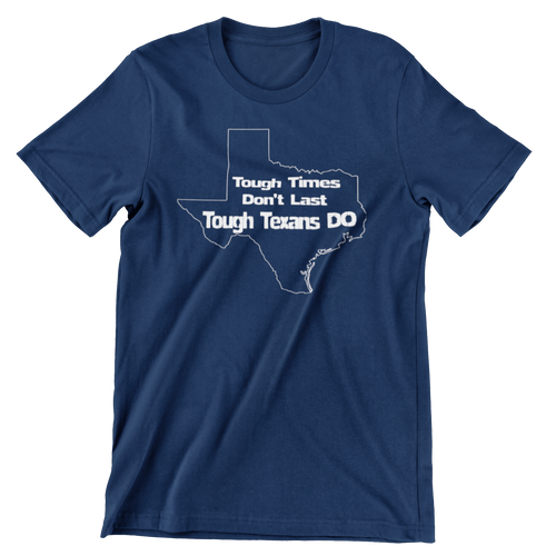 Tough Texans Tee