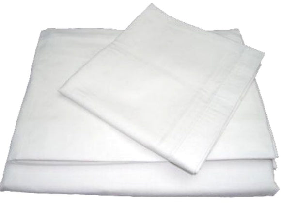 Examination bed fitted sheet