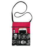 Cross-body mobile bag