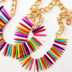 IMAN Tribal Necklace