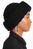 AMPERSAND Hand Knit Polar Vortex Two-Way Hat