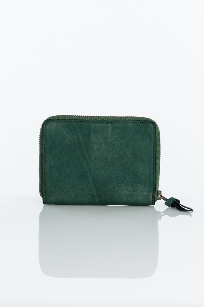 CHRISTIAN PEAU Zip Passport Wallet