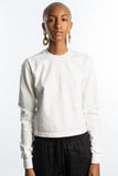 RICK OWENS DRKSHDW Cropped Crewneck Sweat