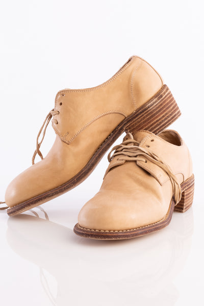 Guidi 792 derby tan
