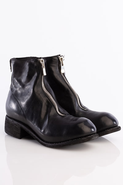 GUIDI PL1 BLACK BOOT