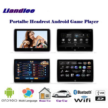 Load image into Gallery viewer, 10.1 inch Car Android Player Andriod Multimedia Back Seat Entertainment System / Portable Headrest HD Monitor Screen