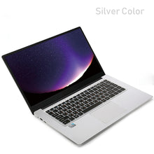 Load image into Gallery viewer, 15.6inch 4GB Ram 64GB eMMC Windows 10 System 1920X1080P FHD IPS Screen Intel Atom Z8350 Quad Core Laptop Notebook Computer