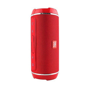 Fashion Outdoor Portable Wireless Bluetooth Speaker Support FM TF Card U Disk Playing