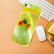 Load image into Gallery viewer, Maerknon Animal Parrot For iPhone 4 4S 5 5C SE 6 6S 7 8 Plus X HTC Desire 628 630 816 820 One A9 M7 M8 M9 M10 TPU Art Cover Case