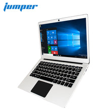 "Load image into Gallery viewer, New Version! Jumper EZbook 3 Pro laptop 13.3"" IPS Screen 2.4G/5G WiFi notebook with M.2 SATA SSD Slot Apollo Lake N3450 6GB 64GB"