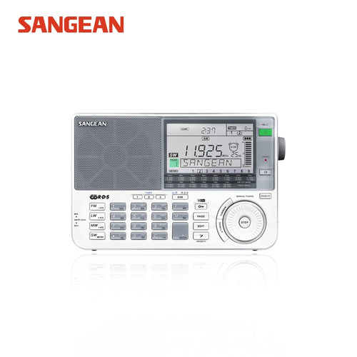 Sangean ATX-909X Radio dab radio fm Full Band Radio Digital Demodulator FM/AM/SW/LW Stereo Radio