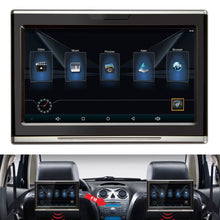 Load image into Gallery viewer, auto  digital headrest Player Touch Screen Android 6.0 Car Seat Back Entertainment System