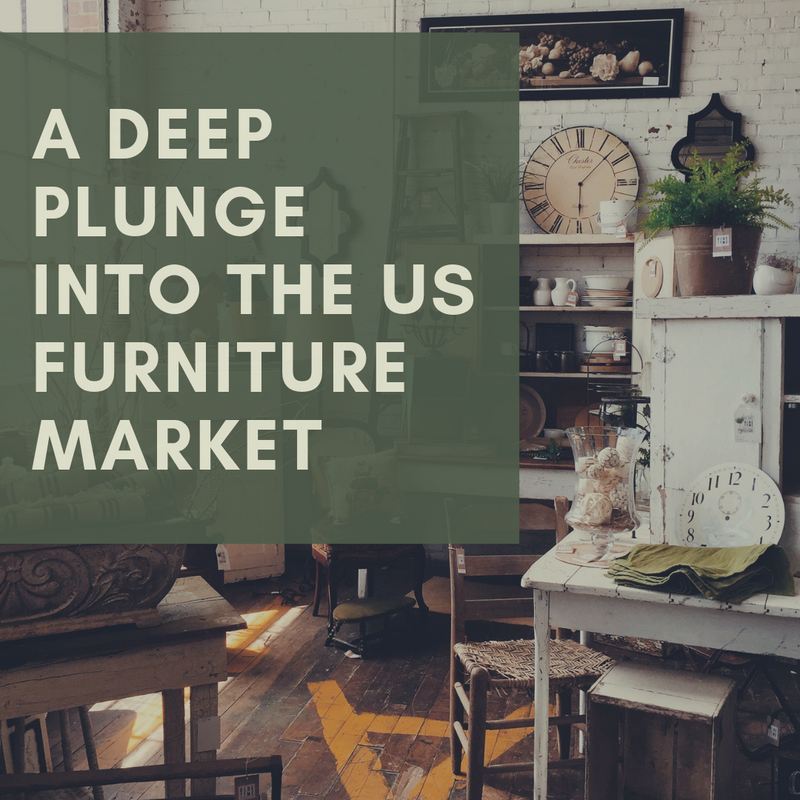 A Deep Plunge Into the US Furniture Market