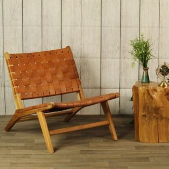 The Top 6 Leather Chairs from Artisan Living on ModishStore