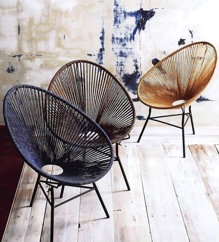 The Ultra Cool Roost Ellipse Chair for the Summer