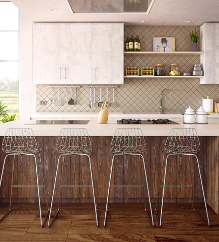 7 Brilliant Small Kitchen Ideas