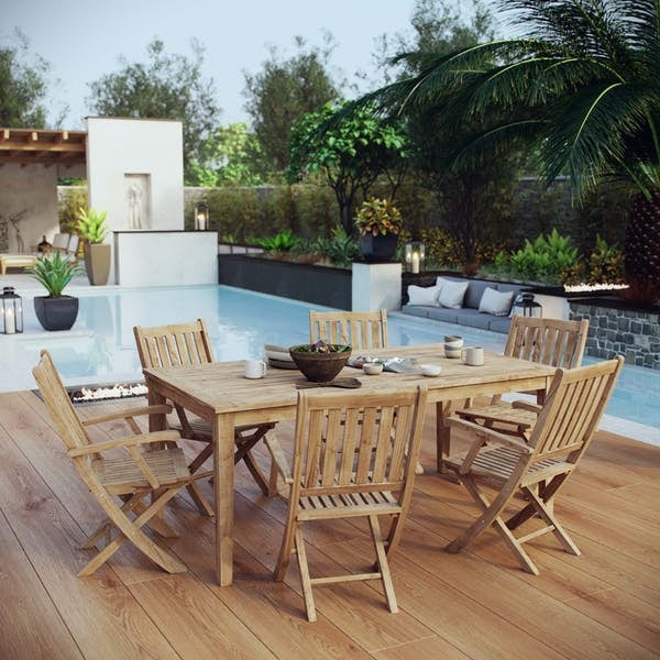 How to choose the right material for your outdoor furniture?