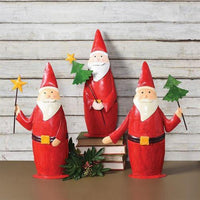 Christmas Santa & Figurines