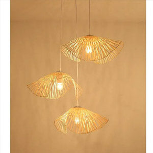 Bamboo Jellyfish Lamps