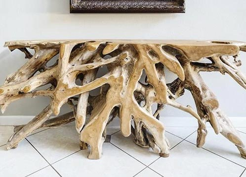 Root Console Table By Garden Age Supply