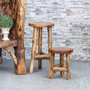Garden Age Supply Stools & Benches