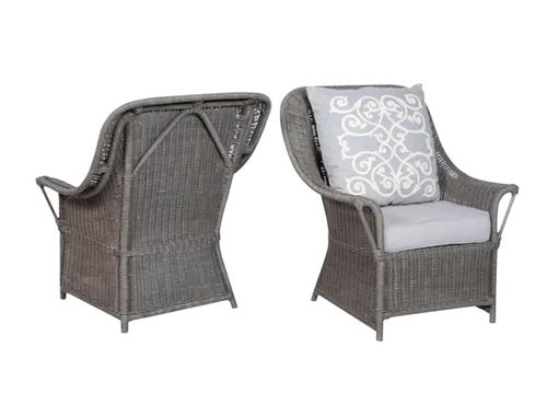 Guild Master Retreat Rattan Chairs