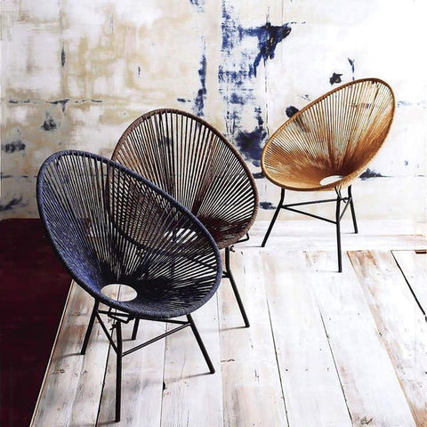 Roost Chair, garden Acapulco chair