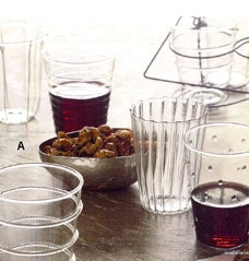 Roost Dainty Glass Collection