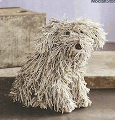 Roost Recycled Rascal - The Lovable Dog