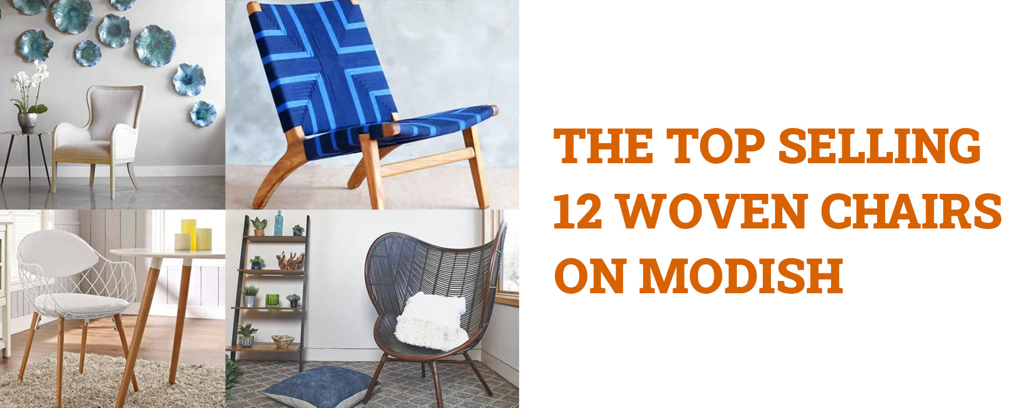 The Top Selling 12 Woven Chairs On Modish