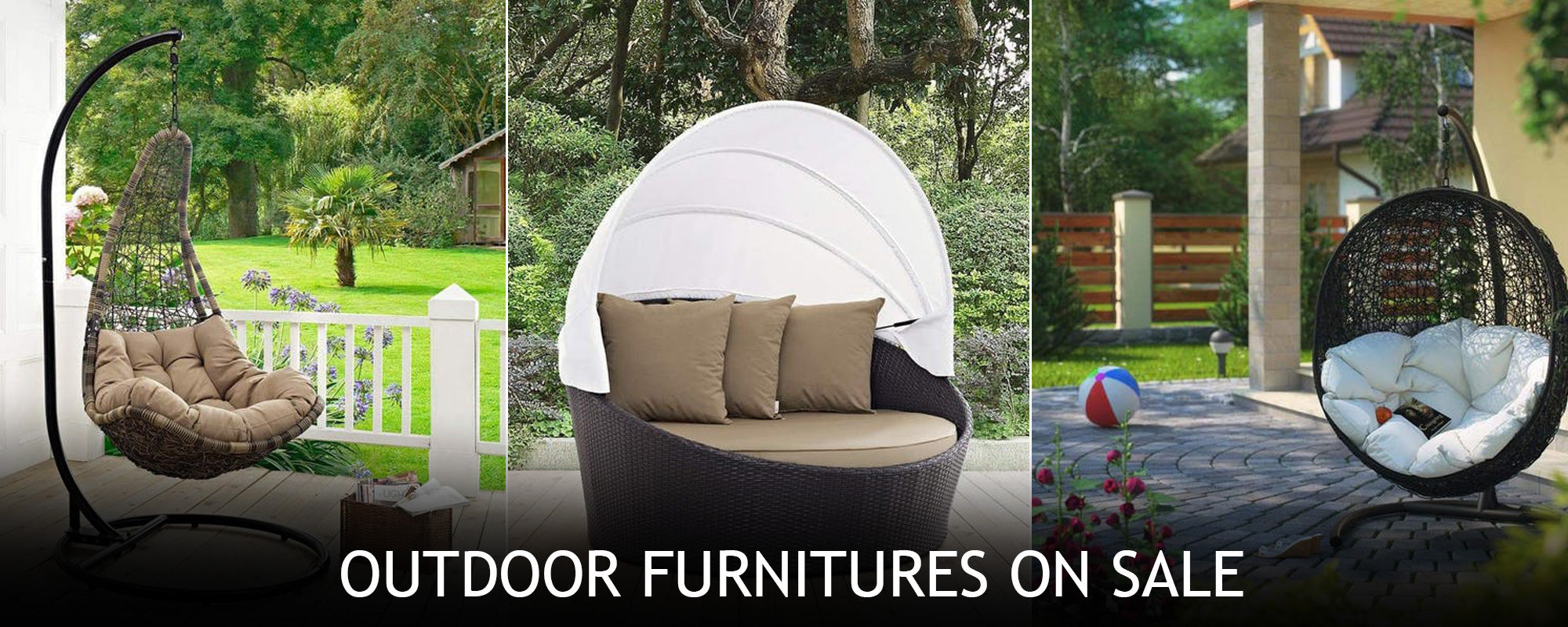 Outdoor Furniture banner
