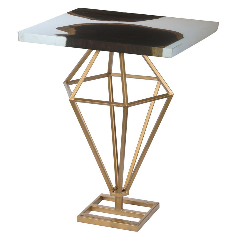 A&B Home Cocomelt Side Table
