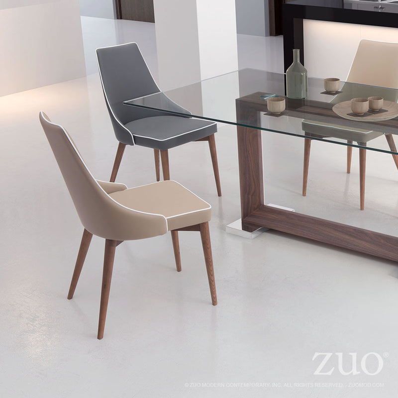 Zuo Moor Dining Chair - Set Of 2