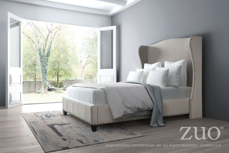 Zuo Enlightenment Queen Bed